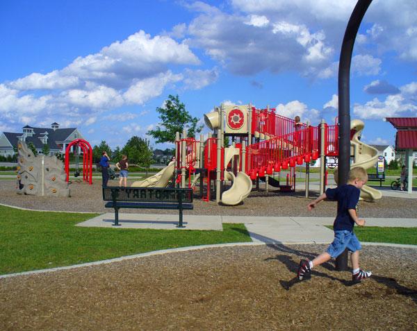 Rotary Park Yorkville Illinois Schoppe Design Associates